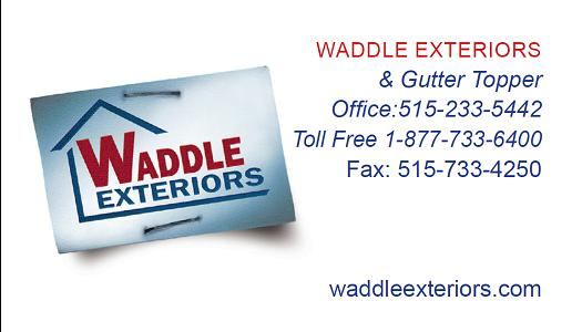 Waddle Exteriors