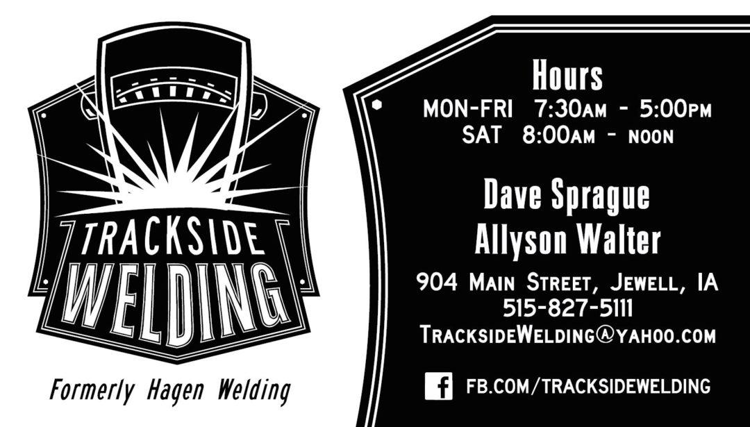 Trackside Welding