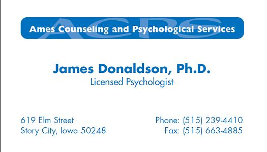 Ames Counseling and Psychological Services