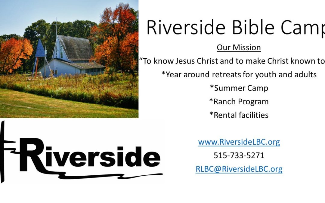 Riverside Bible Camp