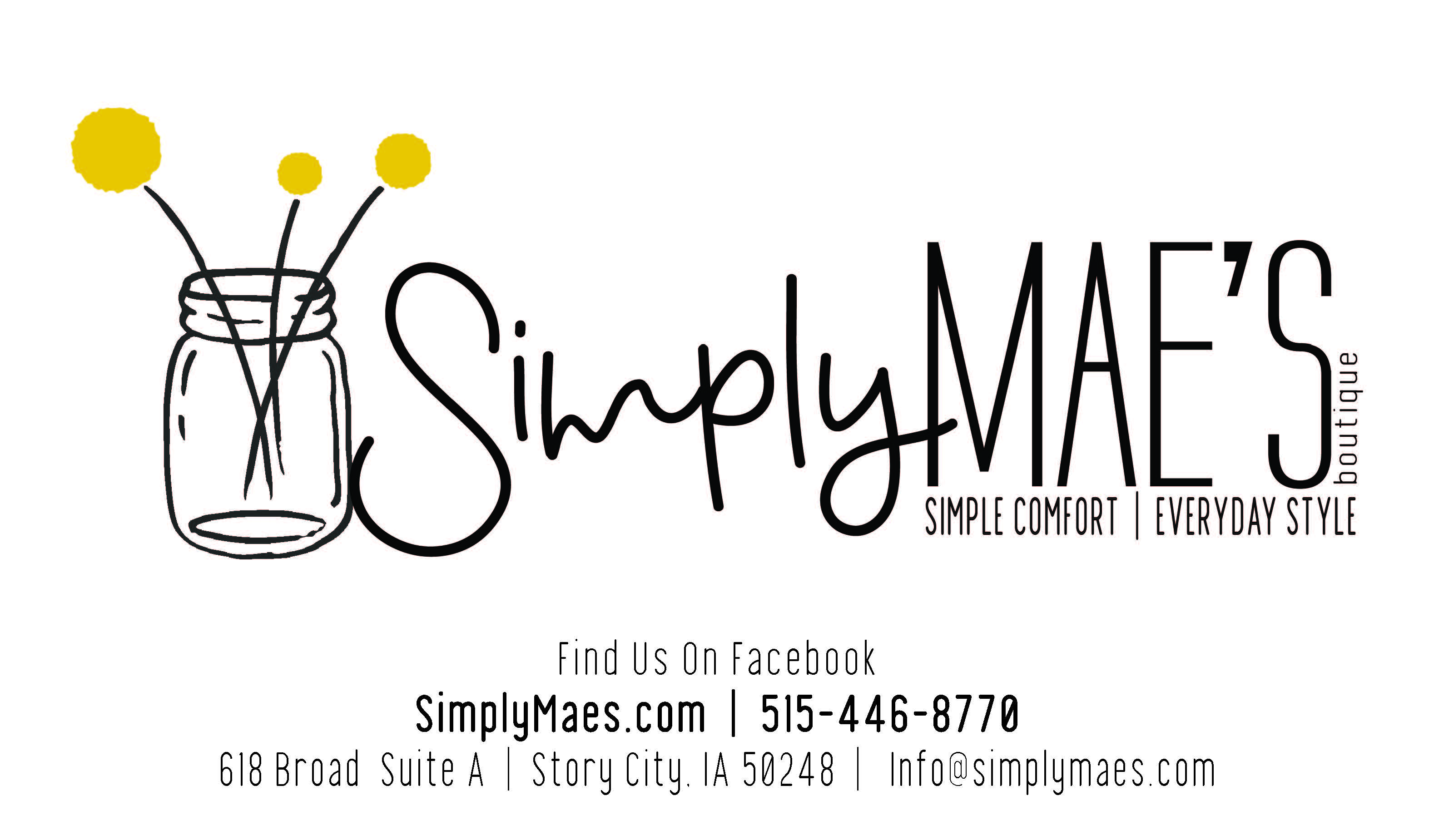 Simply Mae's Boutique