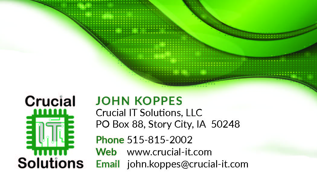 Crucial IT Solutions