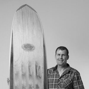 ChopstickSurfboard Mark Riley