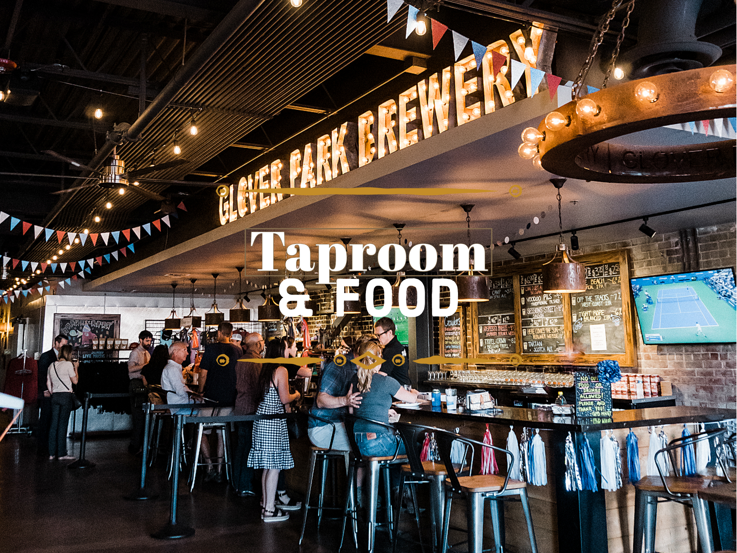 Taproom And Food