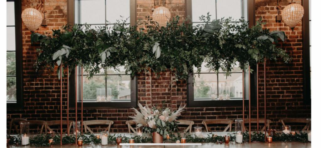 WeddingHeadTableDecor