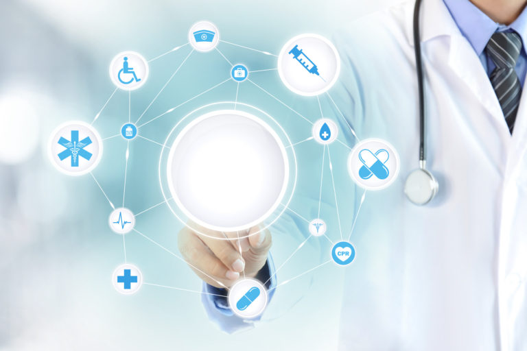 Doctor Selects Icon shutterstock_279441794