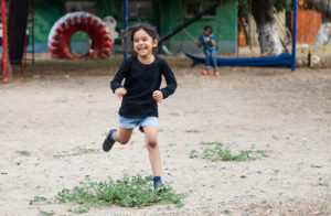 Blue C giving back to orphanages in Baja, California
