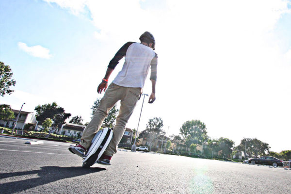 Ninebot by Segway branding campaign image