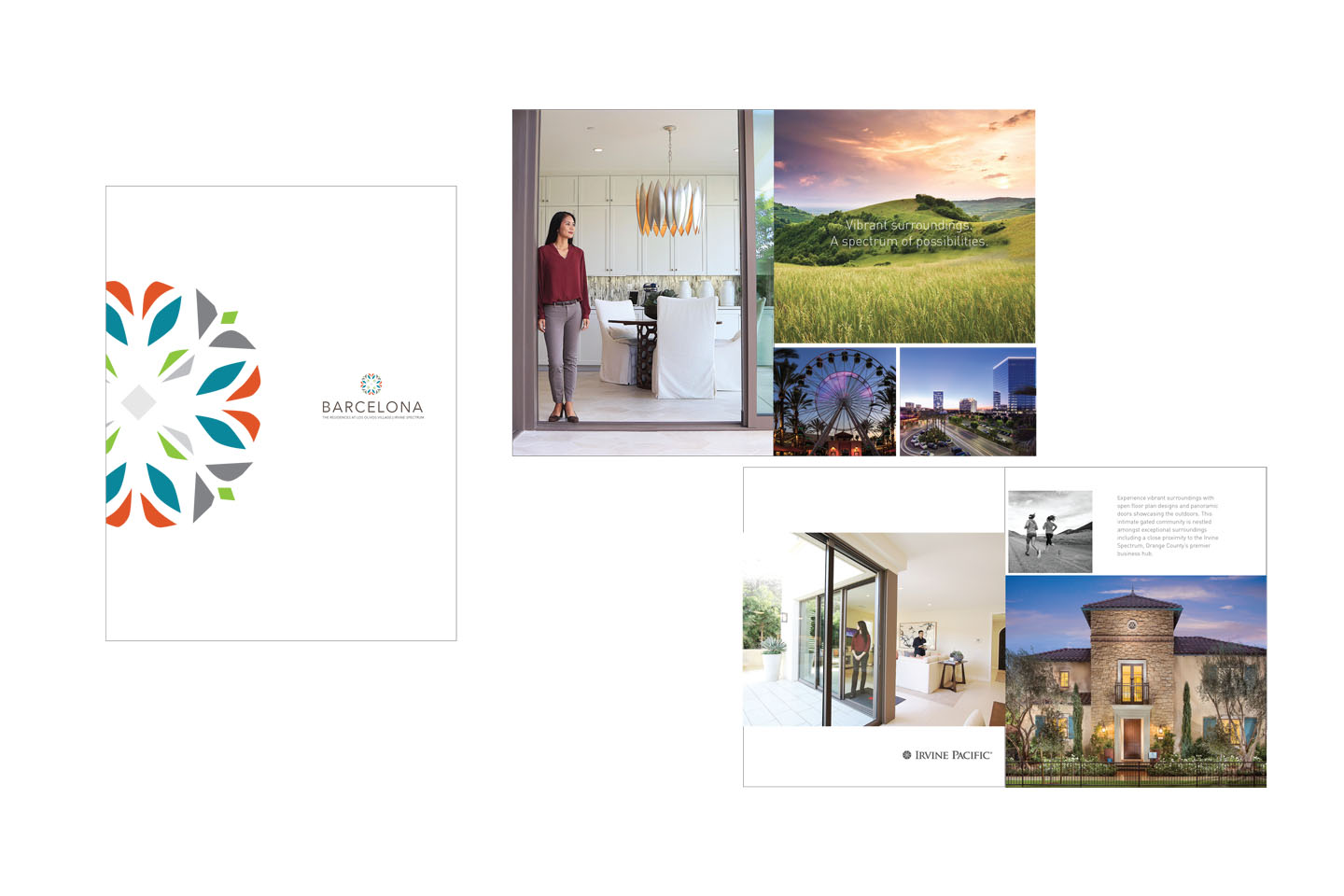 Residential development marketing campaign brand launch