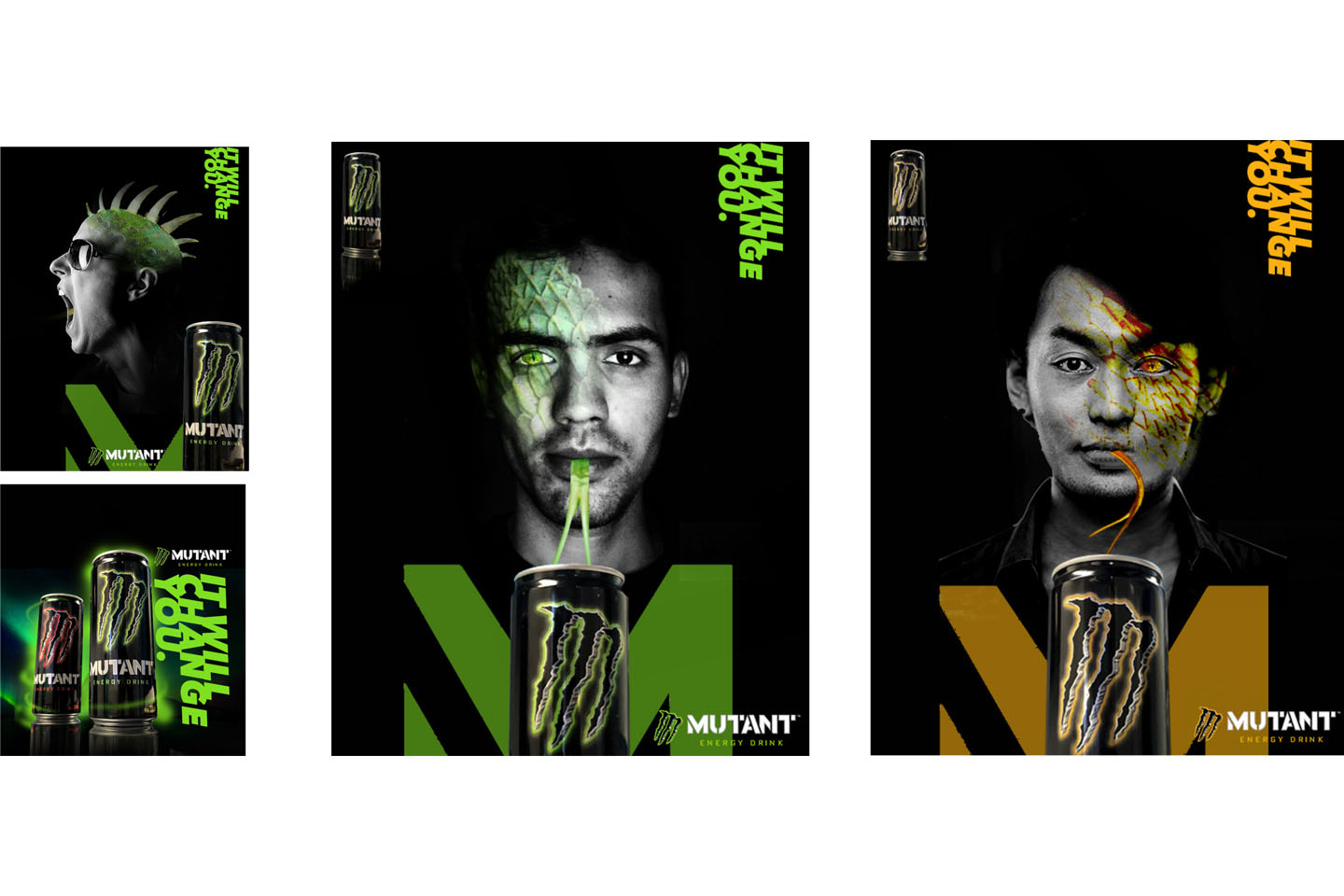 Monster Mutant Energy marketing campaign for Vietnam, Cambodia and Mynamar