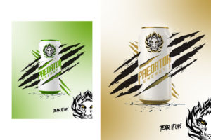 Predator Energy Drink campaign in Latin America and South Africa
