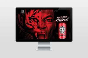 Predator Energy Drink brand launch in South Africa, Latin America and Asia