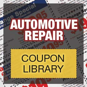 automotive coupon library
