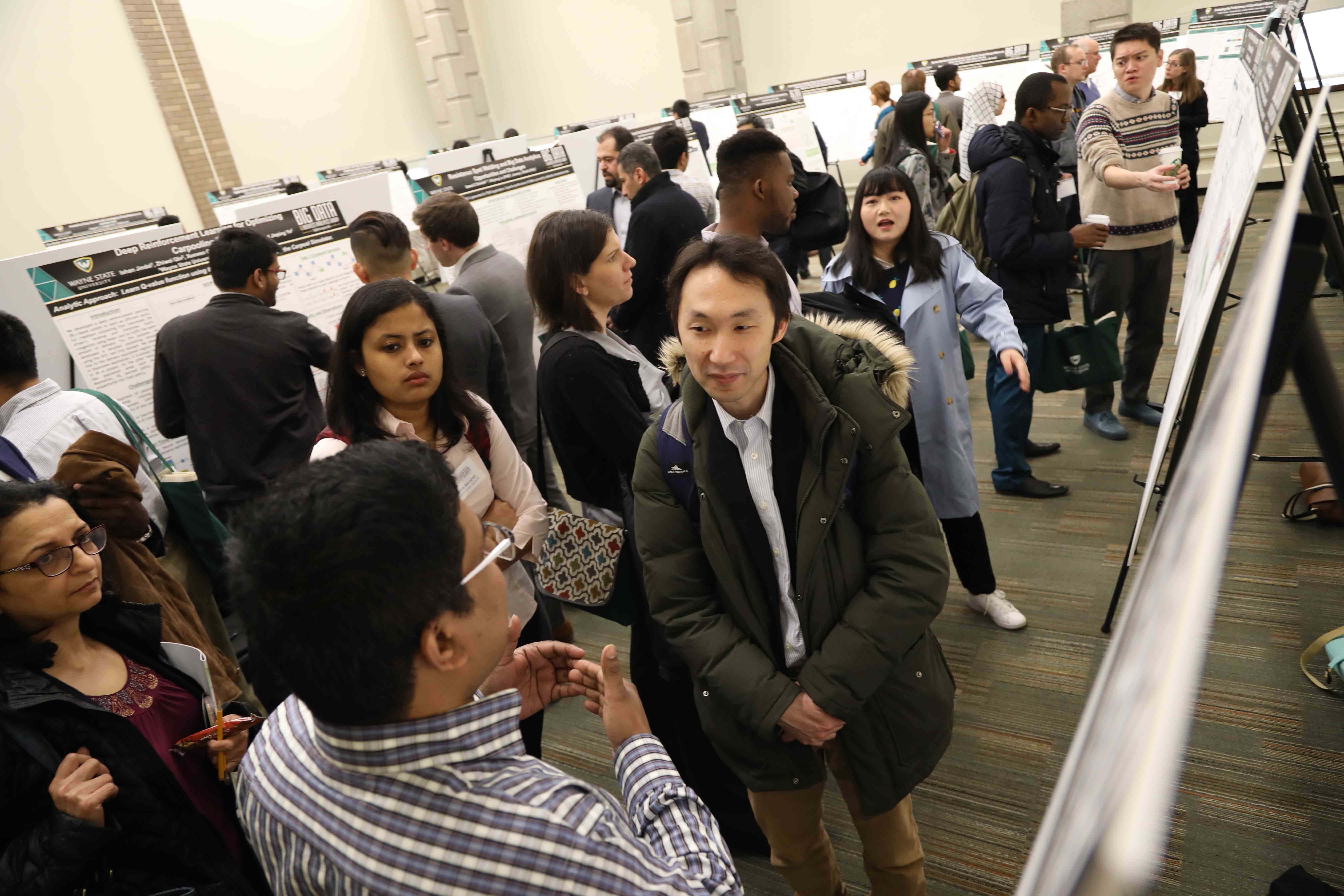 Big Data & Analytics Research Poster Session