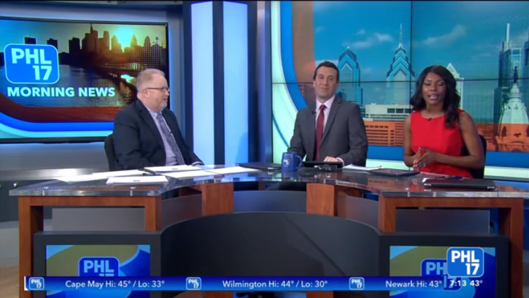 Heffler Principal John Heckler Offers Tax Tips on the Morning News