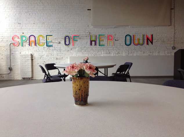 A Space of Her Own