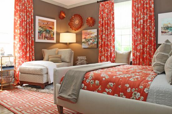 The 2014 U-Fabulous Charlottesville Design House Room