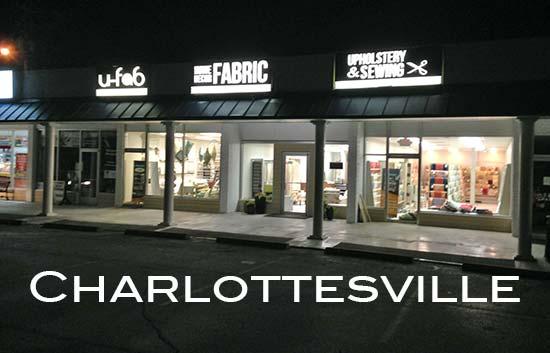 Ufab Charlottesville VA