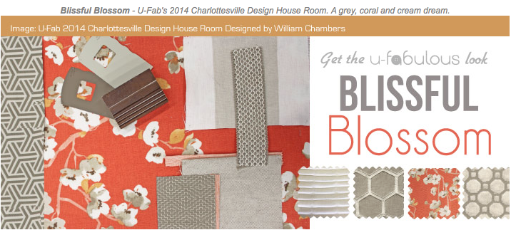 Ufabulous Design Room: Blissful Blossom
