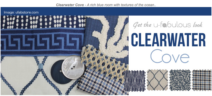 Ufabulous Design Room: Clearwater Cove