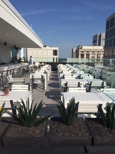 U-Fabulous Restaurant Tour: Kabana Rooftop