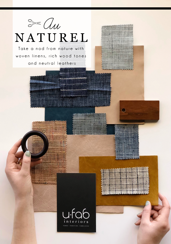 ✂ Fabric Finds: Au Naturel