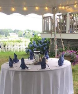 island girl catering. personal chef. linen rental. wedding. rhode island local. farm fresh