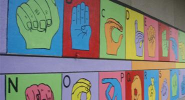 Finger-Spellings