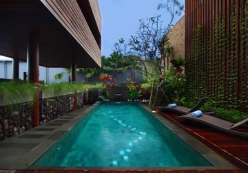 Villa Dewata 3 – Outdoor Pool