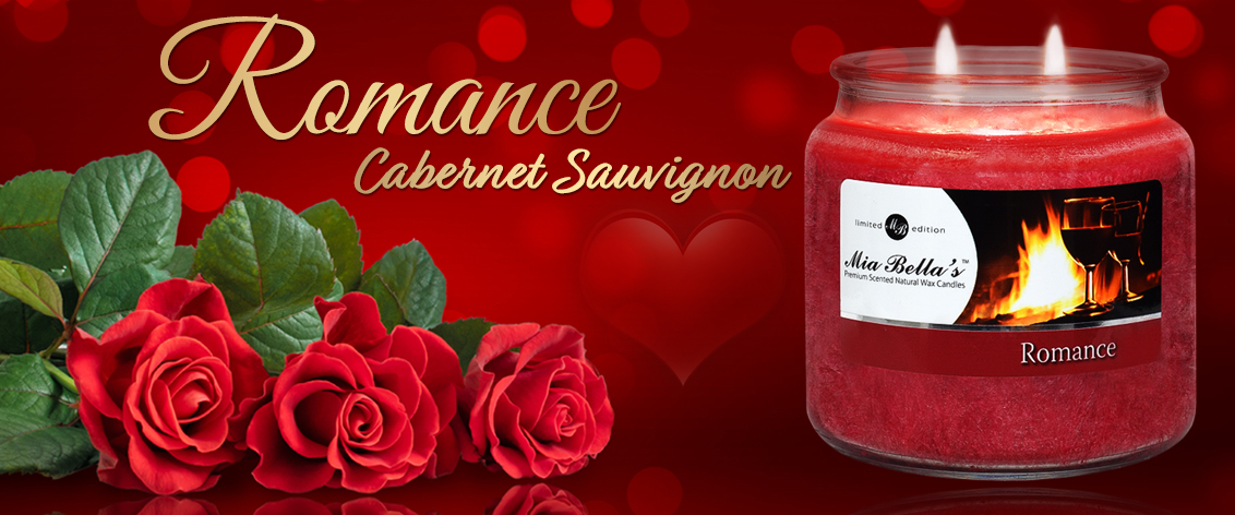 Mia Bella Candles Romance