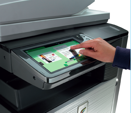 A Sharp Managed Print Solution helps EDC Group