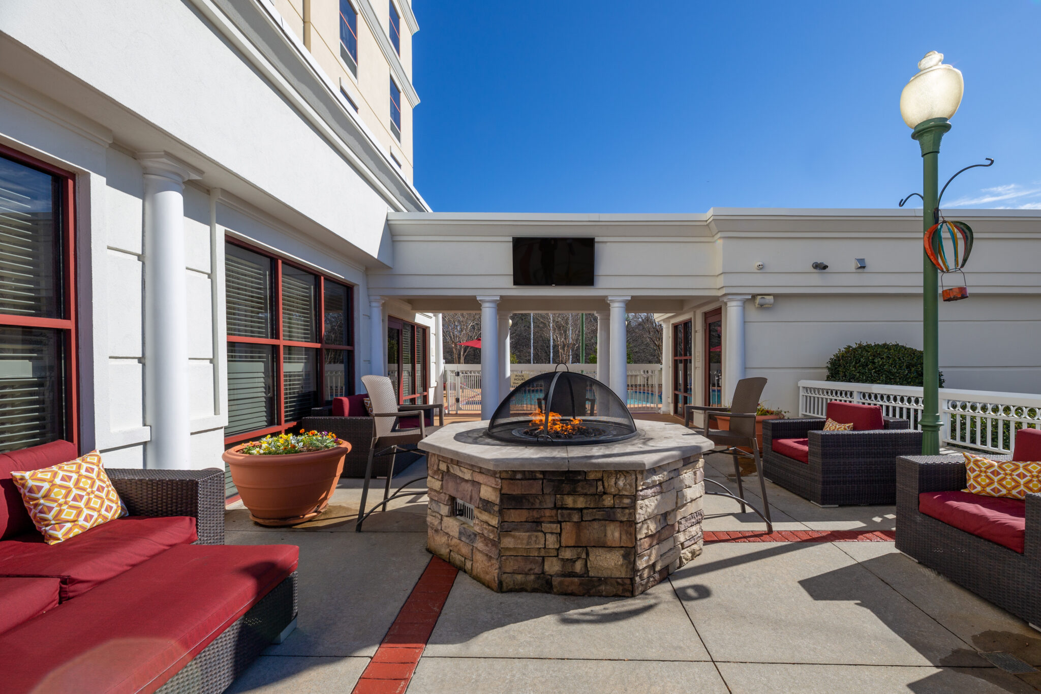 Hampton Inn Lawrenceville Duluth ATLDM Outdoor Space-1