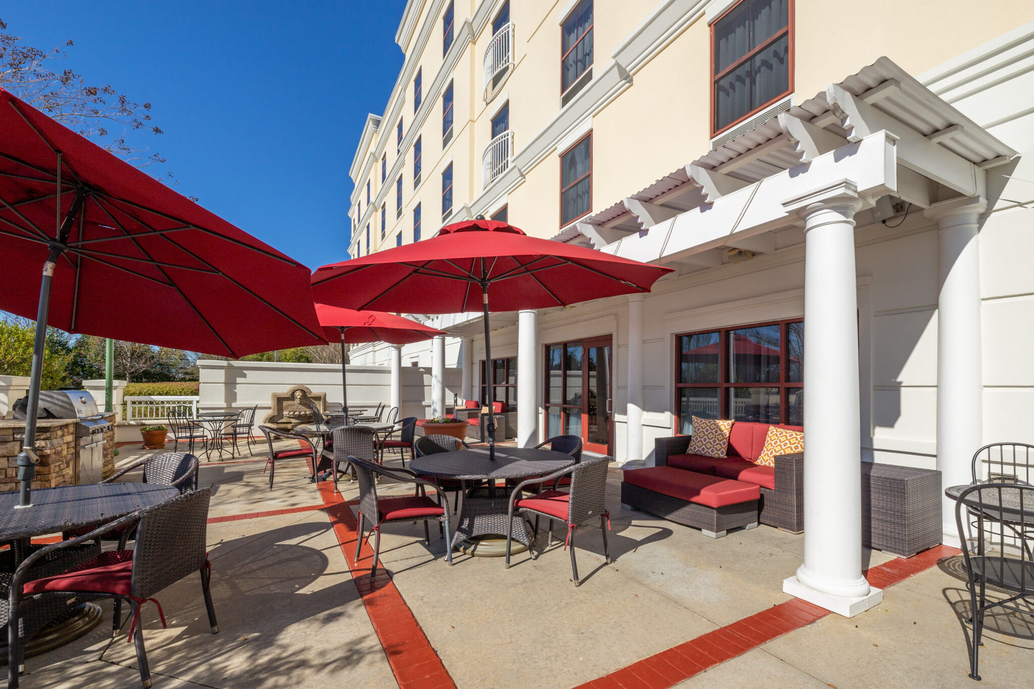 Hampton Inn Lawrenceville Duluth ATLDM Outdoor Space-2