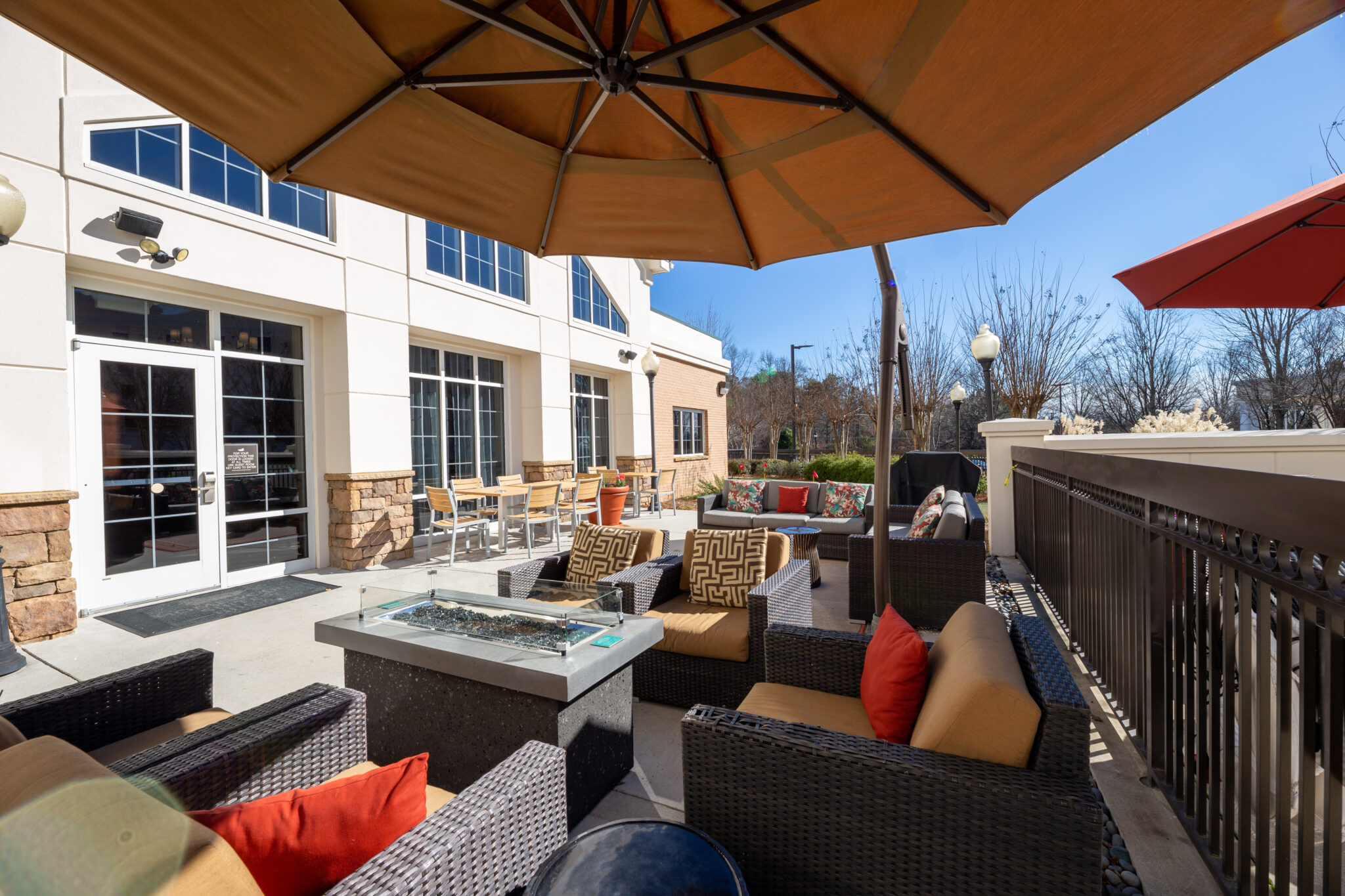 Homewood Suites by Hilton Lawrenceville Duluth ATLHW Outdoor Space-1