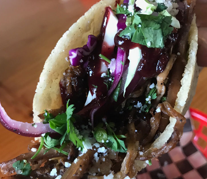 Westside Taco at Kobold Brewery Taphouse