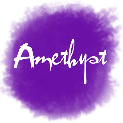 Amethyst Designer Chameleon