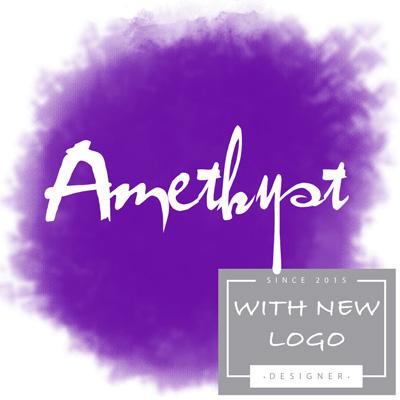 Amethyst With New Logo Designer Chameleon
