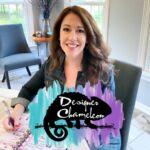 Designer Chameleon -Mandy✒️
