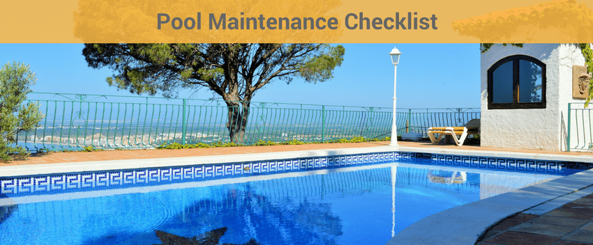 Maintain Your Pool