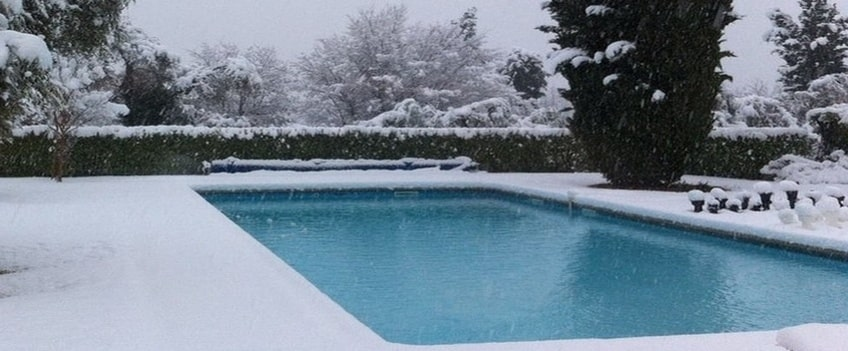 6 tips to protect swimming pools in winter