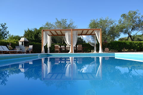 The Different Seasons And How It  Affects A Swimming Pool!