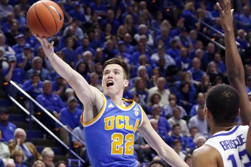 Kentucky vs UCLA