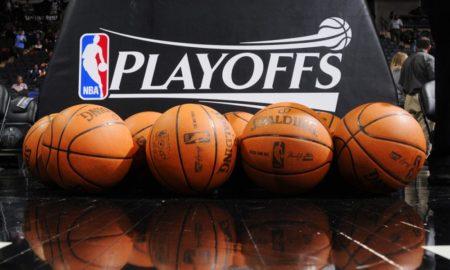 NBA Playoffs Logo