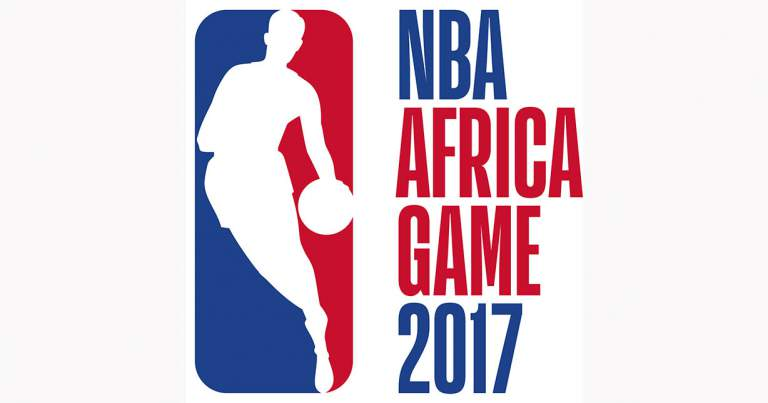 NBA Africa 2017 logo