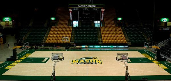 George Mason Basketball Court