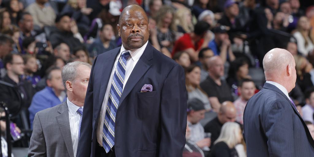 Coach Patrick Ewing