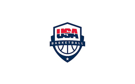 Team USA Basketball logo
