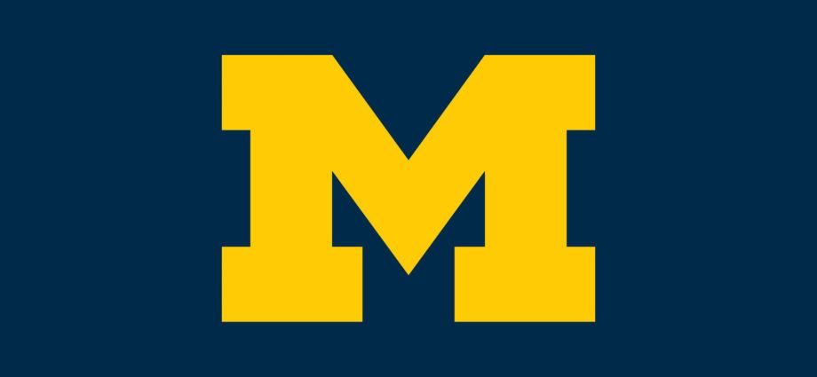 "University of Michigan ""M"" logo"