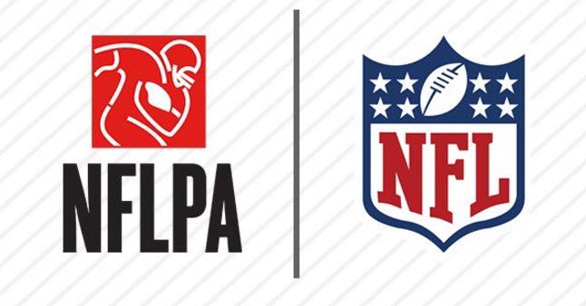 NFL-NFLPA logo