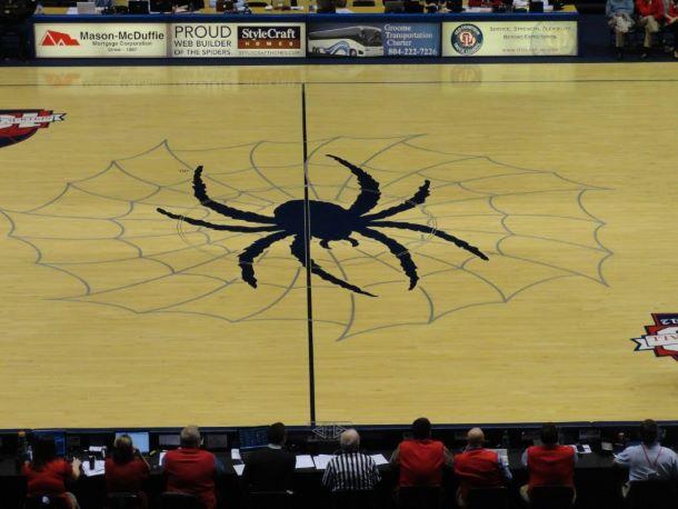 Robins Center court